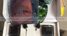 Hệ thống cảnh báo điểm mù cho xe ô tô