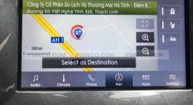 Hướng dẫn update lên sync 3 ver 3.4 và bật Navigation ( bản đồ) cho Ford
