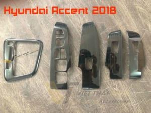 Bộ Ốp Nội Thất Lên Xuống Kính Accent 2018
