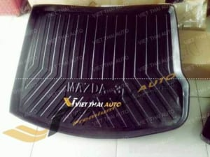 Khay lót cốp nhựa Mazda 3