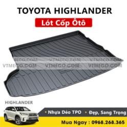 Lót Cốp Toyota Highlander