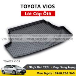Lót Cốp Xe Toyota Vios