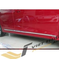 Nẹp Sườn Inox Mazda 6