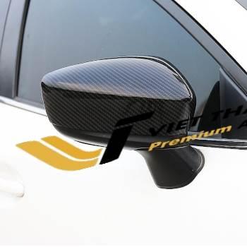 Ốp gương chiếu hậu Carbon Mazda 3