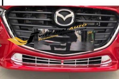 Ốp Mặt Ca Lăng Dưới Mazda 3