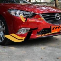 Ốp viền đèn gầm trước Mazda 3