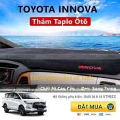 Thảm Taplo Nỉ Toyota Innova