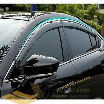 Vè Che Mưa Chỉ Mạ Mazda 6
