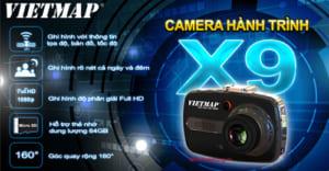 Vietmap X9 cũng có tính năng định vị vệ tinh để ghi lại các thông số về tốc độ, vị trí của xe lên video. Điều này sẽ hữu ích khi chúng ta cần tra cứu lại những thông tin quan trọng trong chuyến đi. Chỉ có điều mình không thích giải pháp của Vietmap khi họ không tích hợp hẳn bộ phận GPS vào trong một thiết bị duy nhất giống như hầu hết các camera hành trình trên thị trường mà lại chia làm hai và khiến mọi thứ trở nên rườm rà không cần thiết.