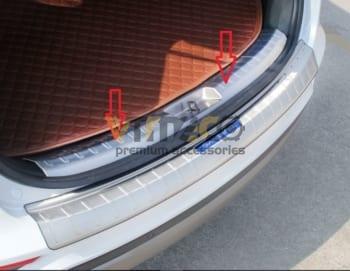 Chống Trày Cốp Trong Hyundai Santafe