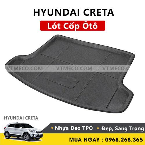 Lót Cốp Hyundai Creta