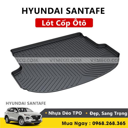 Lót Cốp Hyundai Santafe