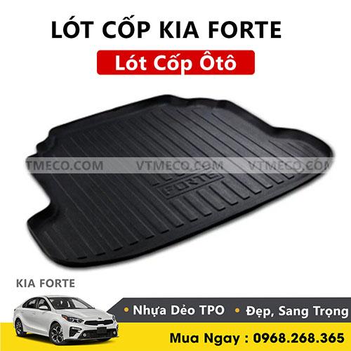 Lót Cốp Kia Forte