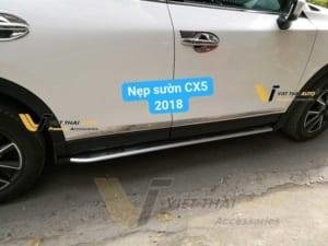 Nẹp sườn CX5