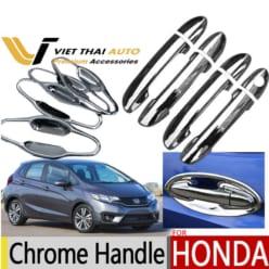Ốp tay và hõm cửa Honda Jazz