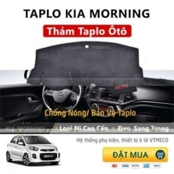 Thảm Taplo Kia Morning