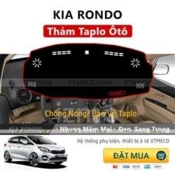 Thảm Taplo Nhung Lông Cừu Kia Rondo