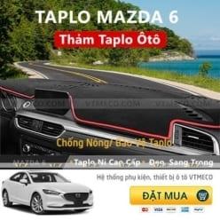 Thảm Taplo Mazda 6