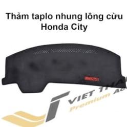 Thảm Taplo Nhung Lông Cừu City