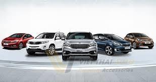 Bảng giá xe ô tô Kia tháng 9/2018 được cập nhật mới nhất