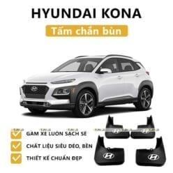Chắn Bùn Hyundai Kona