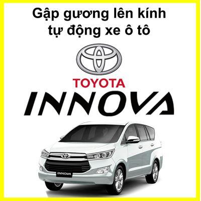Gập Gương Lên Kính Tự Động Cho Xe Innova