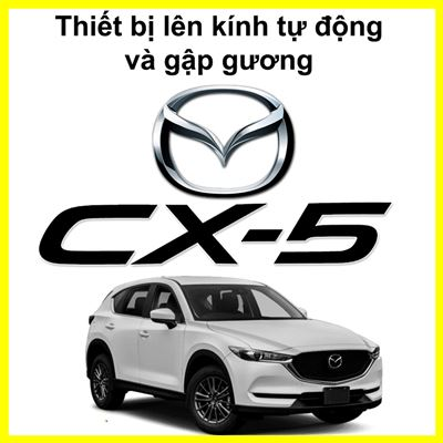 Gập Gương Lên Kính Cho Xe CX-5