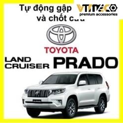 Tự Động Gập Gương cho xe Prado