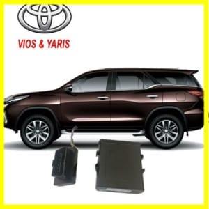 Lên Kính Tự Động Cho Xe Vios/Yaris