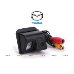 Lắp Camera Lùi Mazda
