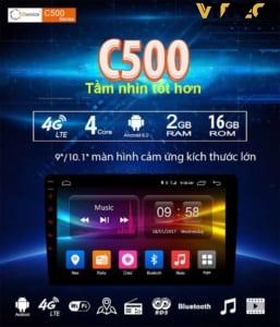 Đầu DVD Android C500