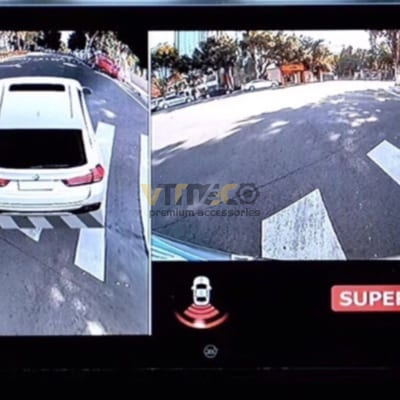 camera 360 cho oto 3D