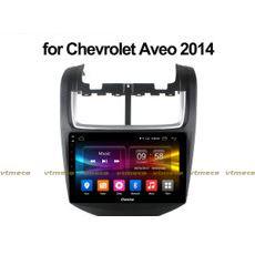 Lắp Màn Hình Ô Tô Đầu DVD Android 3G, 4G, Wifi, GPS Cho Xe Chevrolet Aveo