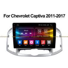 Lắp Màn Hình Ô Tô Đầu DVD Android 3G, 4G, Wifi, GPS Cho Xe Chevrolet Captiva