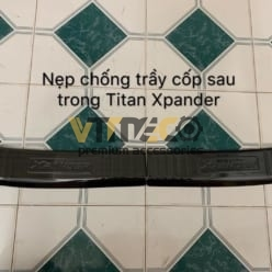 Chống Trày Cốp Trong Titan Mitsubishi Xpander