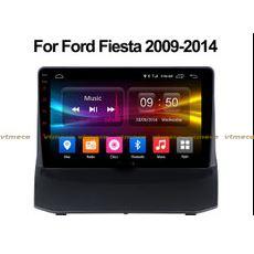 Lắp Màn Hình Ô Tô Đầu DVD Android 3G, 4G, Wifi, GPS Cho Xe Ford Fiesta