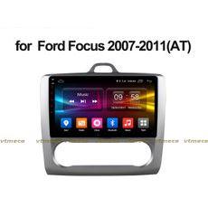 Lắp Màn Hình Ô Tô Đầu DVD Android 3G, 4G, Wifi, GPS Cho Xe Ford Focus