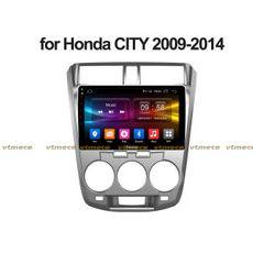 Lắp Màn Hình Ô Tô Đầu DVD Android 3G, 4G, Wifi, GPS Cho Xe Honda City - 1