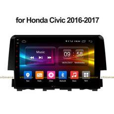 Lắp Màn Hình Ô Tô Đầu DVD Android 3G, 4G, Wifi, GPS Cho Xe Honda Civic