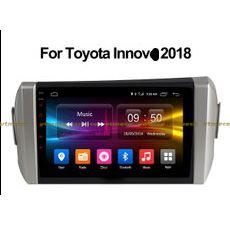 Lắp Màn Hình Ô Tô Đầu DVD Android 3G, 4G, Wifi, GPS Cho Xe Toyota Innova