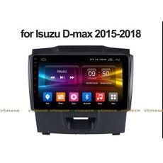 Lắp Màn Hình Ô Tô Đầu DVD Android 3G, 4G, Wifi, GPS Cho Xe Isuzu D-Max