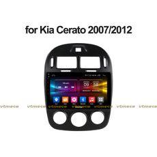 Lắp Màn Hình Ô Tô Đầu DVD Android 3G, 4G, Wifi, GPS Cho Xe Kia Cerato