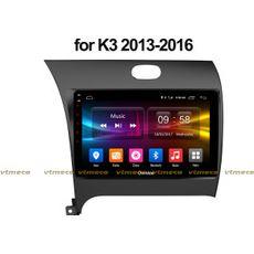 Lắp Màn Hình Ô Tô Đầu DVD Android 3G, 4G, Wifi, GPS Cho Xe Kia K3