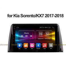 Lắp Màn Hình Ô Tô Đầu DVD Android 3G, 4G, Wifi, GPS Cho Xe Kia Sorento