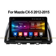 Lắp Màn Hình Ô Tô Đầu DVD Android 3G, 4G, Wifi, GPS Cho Xe Mazda CX-5