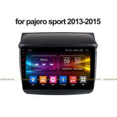 Lắp Màn Hình Ô Tô Đầu DVD Android 3G, 4G, Wifi, GPS Cho Xe Mitsubishi Pajero Sport