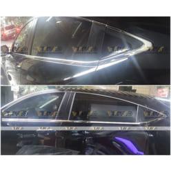 Nẹp Viền Chân Kính Honda HRV