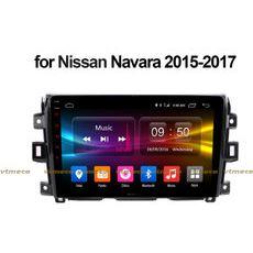 Lắp Màn Hình Ô Tô Đầu DVD Android 3G, 4G, Wifi, GPS Cho Xe Nissan Navara