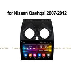 Lắp Màn Hình Ô Tô Đầu DVD Android 3G, 4G, Wifi, GPS Cho Xe Nissan Qashqai