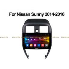 Lắp Màn Hình Ô Tô Đầu DVD Android 3G, 4G, Wifi, GPS Cho Xe Nissan Sunny